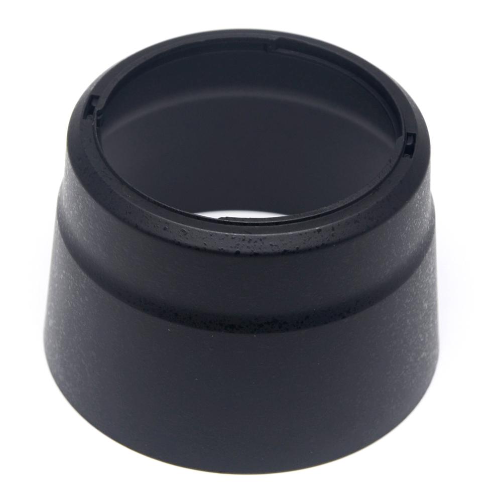 Niceeshop Black 52mm Hard Tulip Screw Mount Lens Hood Flower Petal For Cameras Mcoplus Et 63 Camera Canon Ef S 55