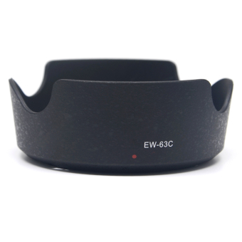 Mcoplus EW-63C Flower Lens Hood for Canon EF-S 18-55mm f/3.5-5.6 IS STM