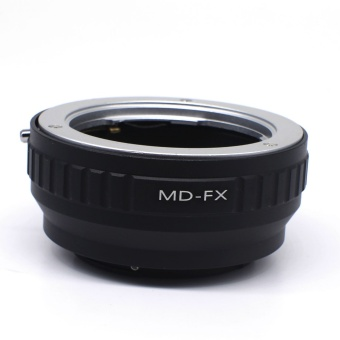 MD-FX Minolta MC MD mount lens to Fujifilm Fuji FX Mount X-Pro1 XPro 1 Camera Adapter - intl
