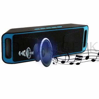 Megabass A2Dp Stereo Wireless Bluetooth Dual Speaker - 4