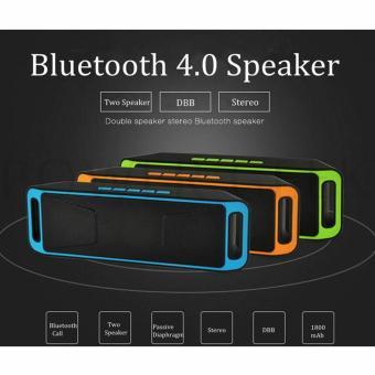 Megabass A2Dp Stereo Wireless Bluetooth Dual Speaker - 2