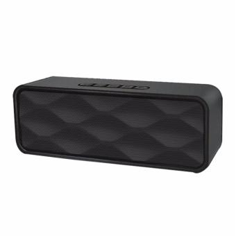 Megabass LC-209 A2DP Bluetooth Wireless Stereo Speaker (Black)