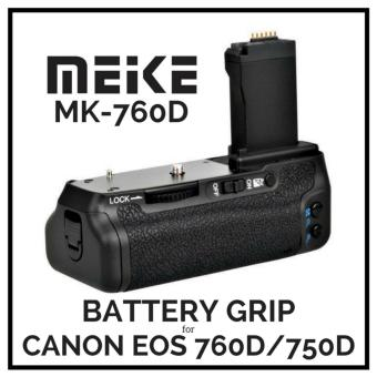 Meike MK-760D Battery Grip for Canon 750D 760D