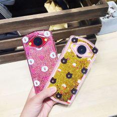 Meitu t8/M6/M8 cartoon Dynamic Liquid glitter phone case