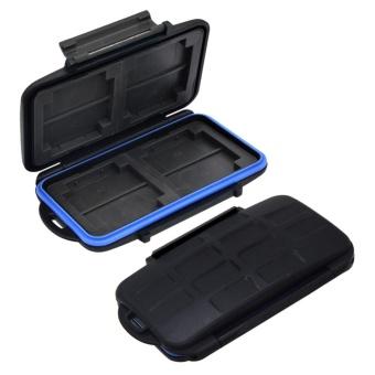 Memory Card Case Holder for 8 x SDHC Cards MC-SD8 WaterproofAnti-shock - intl - 3