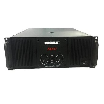 MICKLE CA20 Professional Power Amplifier ( Black )