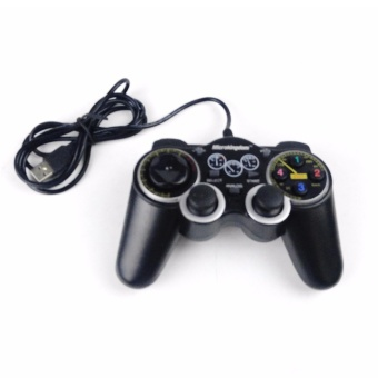 Microkingdom XShock Wired USB -851S Gaming Controller Joystick forPC - 2