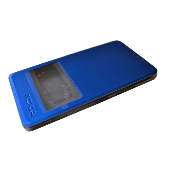 Microsoft Lumia N950 Leather Case (Blue)