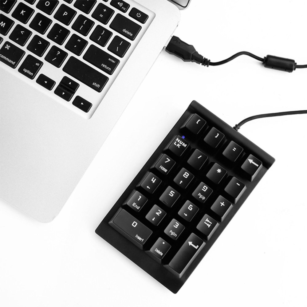Philippines Mini 22 Keys Usb Mechanical Numeric Keypad Keyboard With Cable Forimac Macbook Air Pro New
