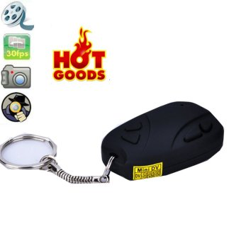Mini Car Key DVR Video Camera CAM Micro Hidden Key Chain SecurityRecorder - intl Price Philippines