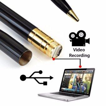 Mini Hidden Rec Pen Camera DVR Surveillance Video Cam Camcorder720*480 - intl - 4