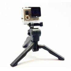 Mini Pistol Grip Tripod Stand For DSLR Action Camera Etc
