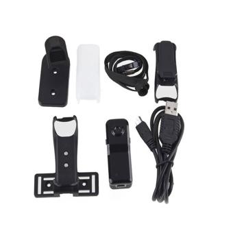 Mini Spy Camera (Black) - 2