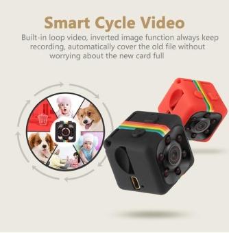 Mini SQ11 Full HD 1080P DV Sport Action Camera Car DVR VideoRecorder Camcorder - intl - 2