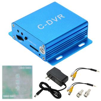 Mini VGA DVR Security Surveillance Digital Video Recorder support TF Card Audio Record Motion Detection for CCTV 1200TVL Camera - intl - 5