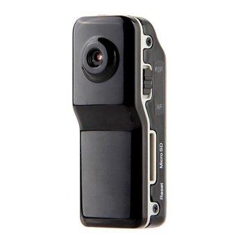 Mini Video Camera Portable Black - picture 2