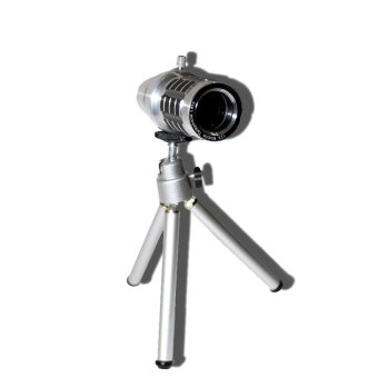 Mobile Telephoto Lens 12X (Silver) - picture 2