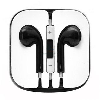 Model Stereo Earphone/Headset (Black)