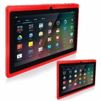 Modoex M710 Upgraded 1024 x 800 IPS Screen 512MB RAM 8GB ROM A7 Cortex Quad Core Tablet(Red) Buy 1 Take 1