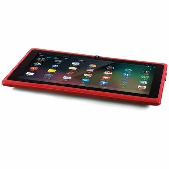 Modoex M710 Upgraded 1024 x 800 IPS Screen 512MB RAM 8GB ROM A7 Cortex Quad Core Tablet(Red) Buy 1 Take 1 - 4