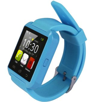 Modoex M8 Bluetooth Smart watch (Blue)