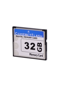 Moonar Highspeed 32GB Compact Flash Memory Card CF Card For Camera