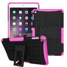 Mooncase Case For Apple iPad Mini 4 Detachable 2 in 1 Hybrid ArmorDesign Shockproof Tough Rugged