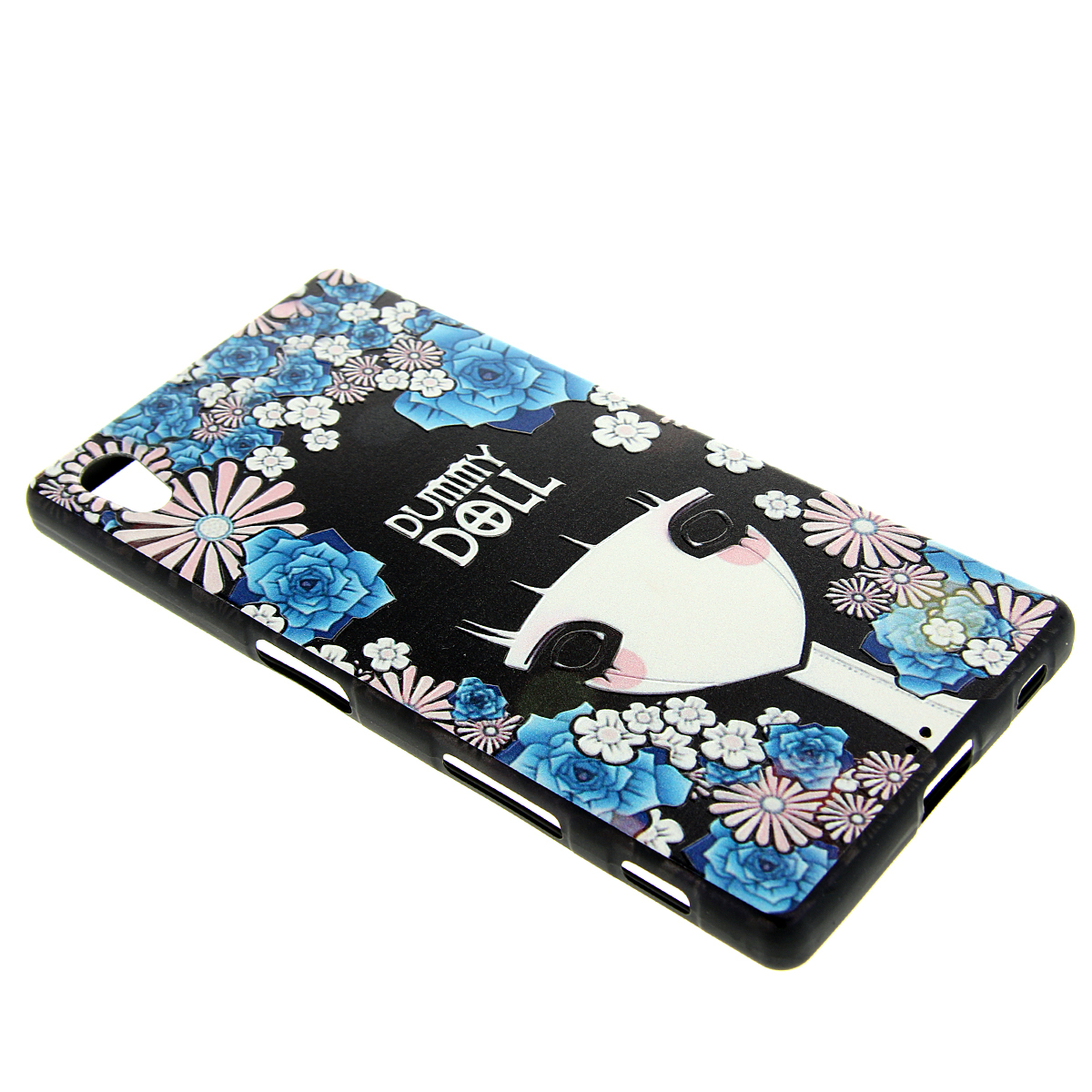 Moonmini PC Snap on Back Case for Lenovo A536 Multicolor 2 Source Moonmini .