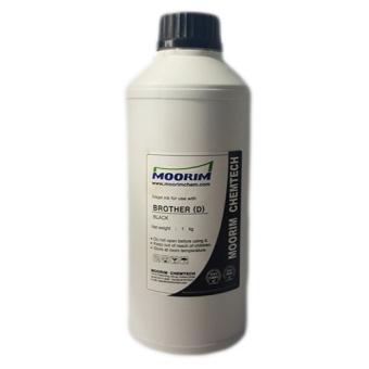 Moorim Black Dye Ink 1kg for Inkjet Printers