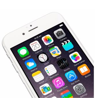 Moshi iVisor XT Crystal Clear Screen Protector For iPhone 6 (White) Price Philippines