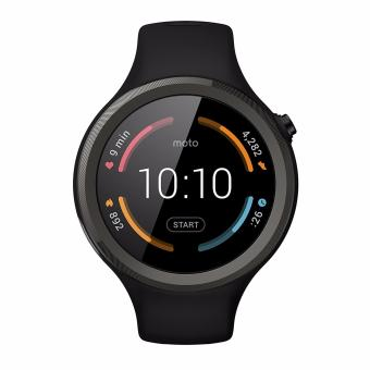 Moto 360 Sport 45mm Smartwatch (Black) Price Philippines