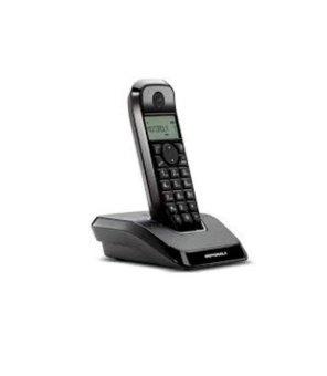 Motorola S1001 Cordless Phone (Black) - 3