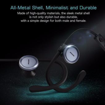 MPOW Goshawk V4.1 Bluetooth Headphones - 3