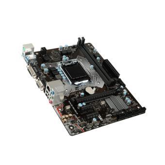MSI H110M PRO-VD PLUS 1151 PCIe Ddr4 Motherboard Socket - 3