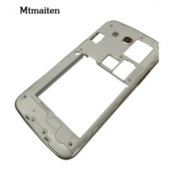 Mtmaiten Original New Full Housing case For Samsung Galaxy Grand 2Duos G7102 G7106 Replacement Parts Middle - intl - 5