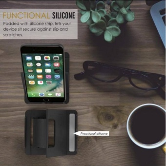 Multi-angle Desk Stand for mobile phone and mini tablet - 5