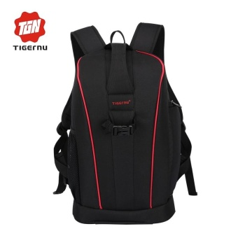 Multifunctional Camera&laptop Backpack Men Waterproof CameraBag Photography Camera Backpack DSLR Shoulder Bag - intl