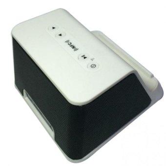 Music Wireless Bluetooth NFC Speaker (White) - picture 2