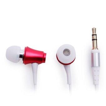 Nakamichi NEP-K109 In-ear Earphones (Red)