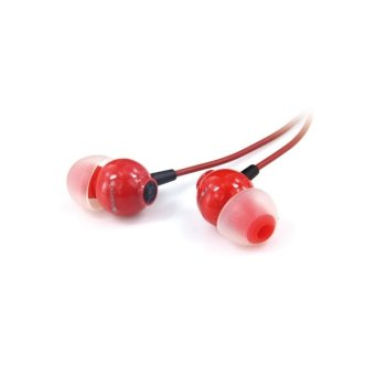 Nakamichi NEP-S100 In-Ear Earphone (Red)