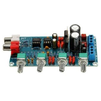 NE5532 OP-AMP HIFI Preamp Preamplifier Volume Tone EQ Control Board Module DIY - intl - 4