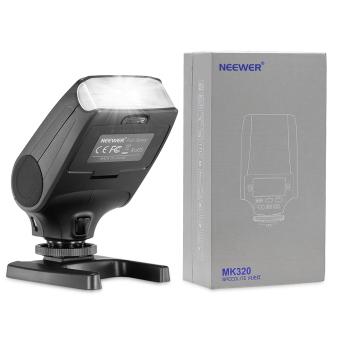 Neewer MK320 TTL LCD Display Speedlite for Sony - 2