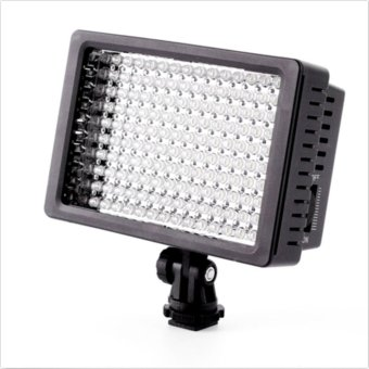 Neewer OE-160C Dimmable LED Barndoor On Camera Video Light forCanon - intl - 3