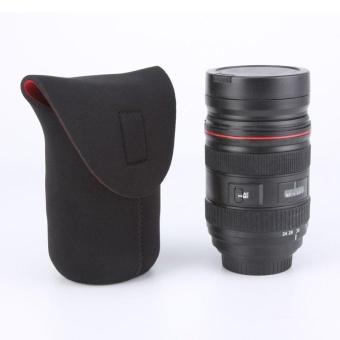 Neoprene Diving DSLR Camera Lens Soft Protector Shockproof Bag CaseXL - intl - 2