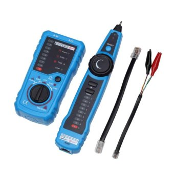 Network LAN Cable Tester RJ45 RJ11 Wire Tracker Tracer Line Finder Testing Tools - intl