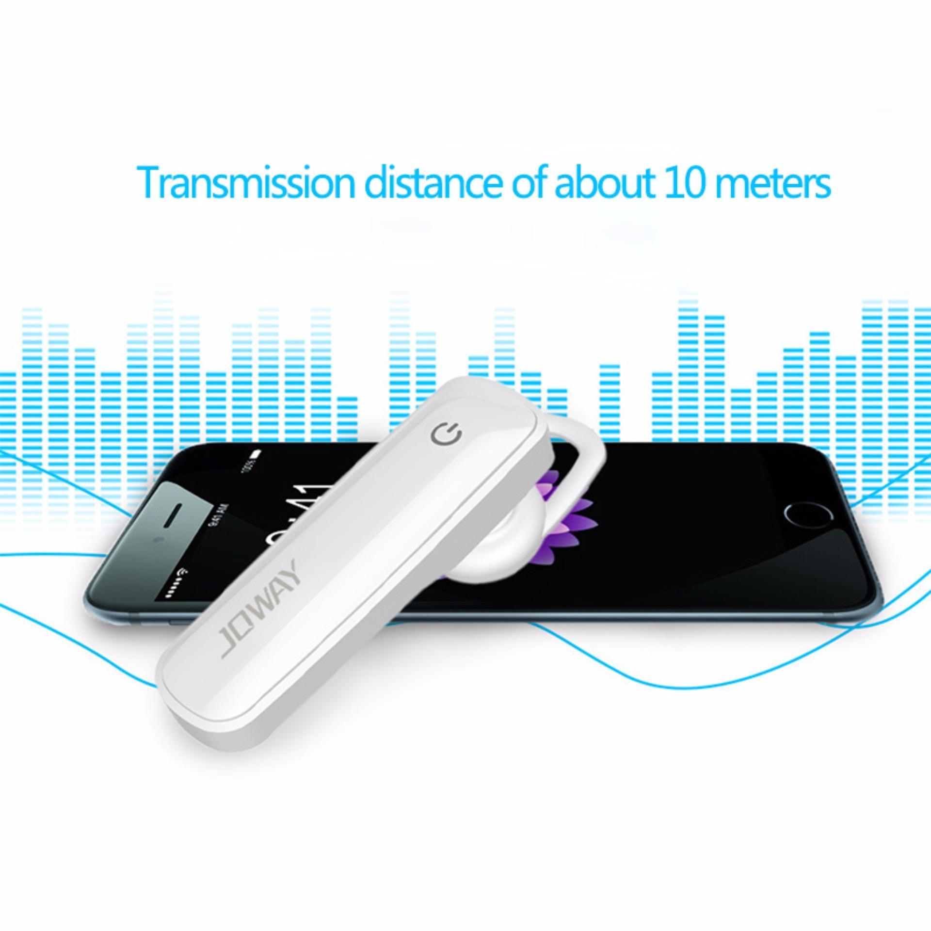 Philippines New Joway H22wireless Bluetooth Headset Business Style Samsung J5 Handsfree Earphone Earbud Mic Oem With A2dp Crs 41 For