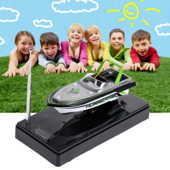 NEW Radio Remote control RC Super mini speed boat Dual Motor KidTOY - 4