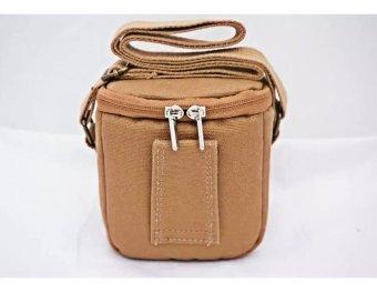 New Shockproof Camera Shoulder Strap Canvas Bag Case Cover forCanon EOS M10 M2 M3 Camera - intl - 4