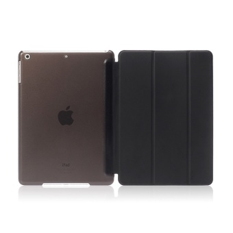 New Slim For iPad Pro 10.5 inch Cases Smart Protective Back TabletCover For Apple iPad pro 10.5 Inch Magnetic Stand PC Case - intl