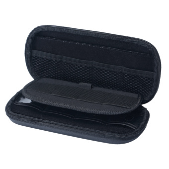 niceEshop Big Capacity USB Flash Drive Bag Digital Gadget Case (Black) - 5